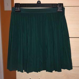 Pelted skirt